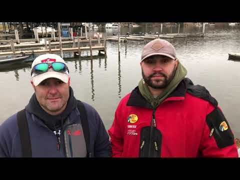 Brian Myers & Tommy Morgan Win Bass Cast Classic On SML Dec 8,2018