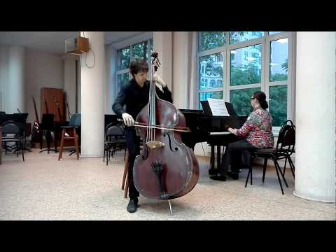 Кусевицкий Концерт, исп. Денис Кузнецов Kussevitsky Concert, D.Kuznetzov