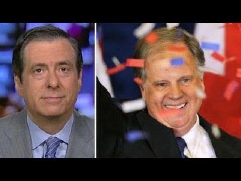 Kurtz: Media 'enjoying' the Alabama Senate upset