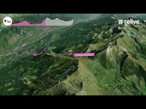 Giro d'Italia Stage 19 Profile thumbnail