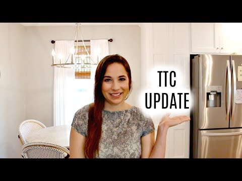 THE TWO WEEK WAIT! WHEN CAN I TAKE A PREGNANCY TEST? TTC UPDATE 2018