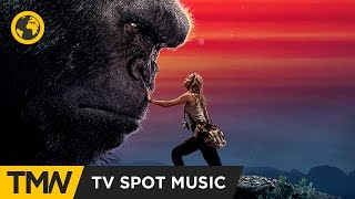 kong skull island tv spot music   colossal trailer music aftershock