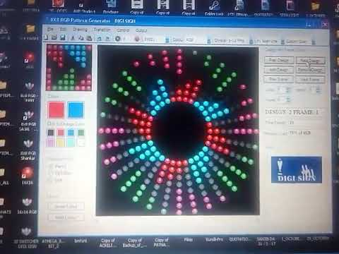 Rgb Pixel Led Design Software Ws2812 Download Most Freeware