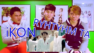 iKON - 리듬 타(RHYTHM TA) MV REACTION (FUNNY FANBOYS)