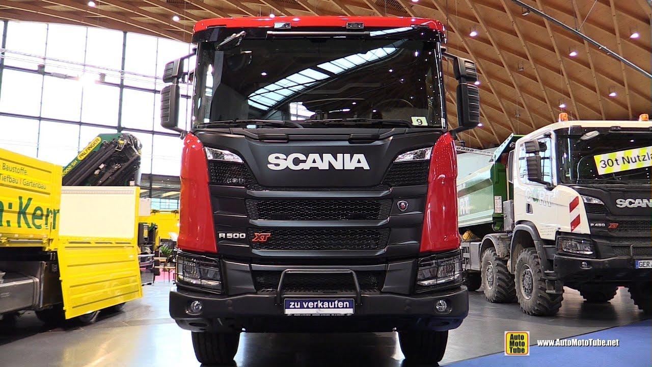 2020 Scania R500 XT Dump Truck Walkaround - Exterior Interior Tour
