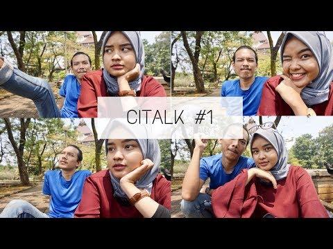 CITALK #1 FT. FAY - SKRIPSI BIKIN STRESS?! | CITRANCUT