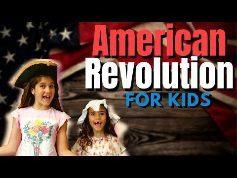 American Revolution for Kids | Facts on the Revolutionary War