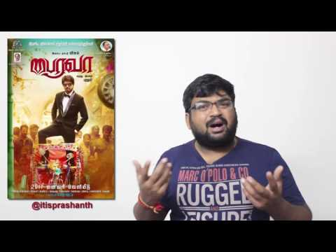 Bairavaa trailer review by prashanth