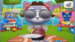 Мой Говорящий кот Оскар Новый виртуальный питомец 3