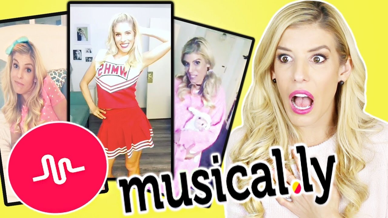 Reacting To My First Cringy Musical Lys Youtube