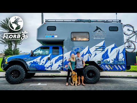 This Budget Overlanding Truck Conversion Is A Fraction The Cost Of An Earthroamer
