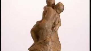 The Kiss (Oxidized Bronze) - Auguste Rodin