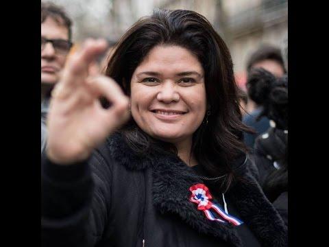 Raquel Garrido en campagne pour la 6e République - Radio Nova