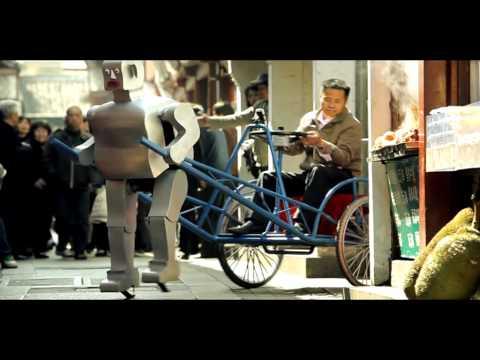 McLean Monocycles in (2 of 3) Nokia SatNav commercials