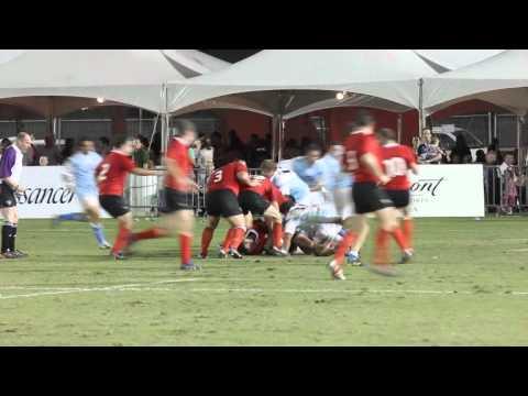 #6 Rugby Classic Bermuda November 11 2011