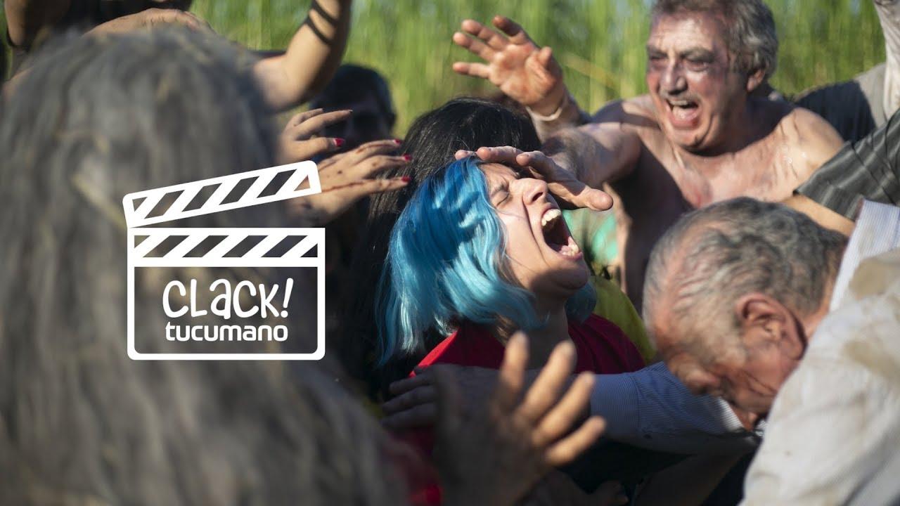 Resultado de imagen de zombies en el cañaveral