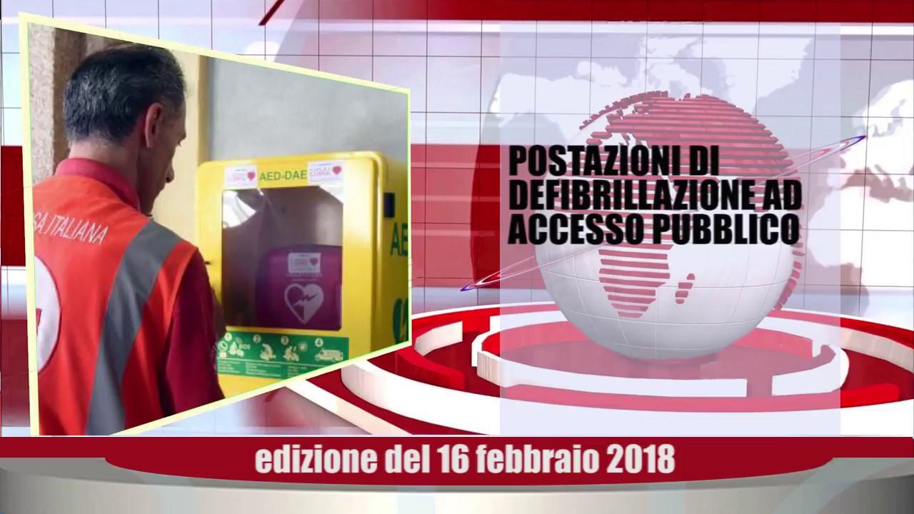Velluto Notizie Web Tv Senigallia Ed. 16-02-2018