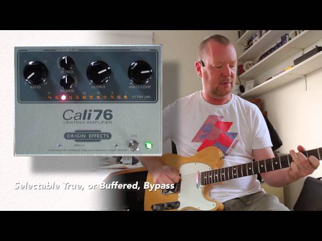 Origin Effects Cali76 - Limiting Amplifier