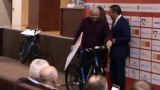 видео СШОР по велоспорту