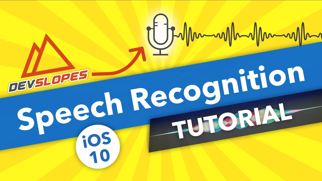 iOS 10 Speech Recognition Tutorial For Beginners In Swift 3