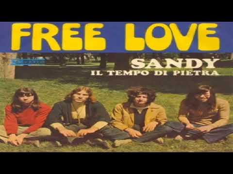 Free Love ♫ Sandy (Italy 1970)