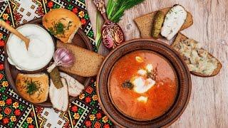 Национальные кухни народов Мира (Украина)