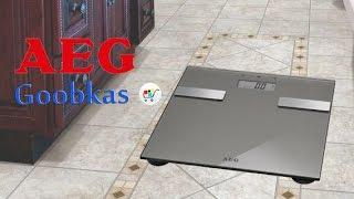 весы AEG PW 5644 обзор