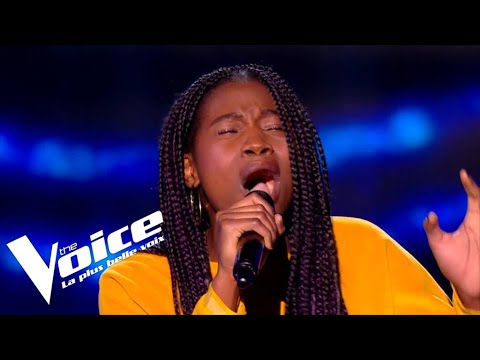 Stromae - Alors on danse | Léonie | The Voice 2019 | Blind Audition