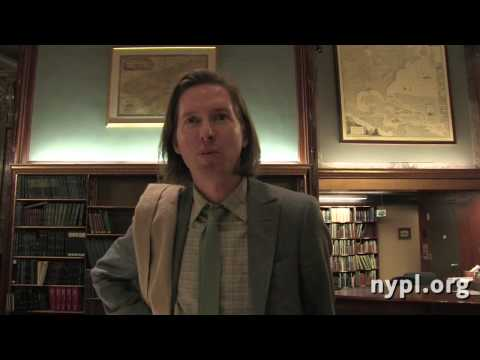 Wes Anderson & Noah Baumbach  LIVE from the NYPL