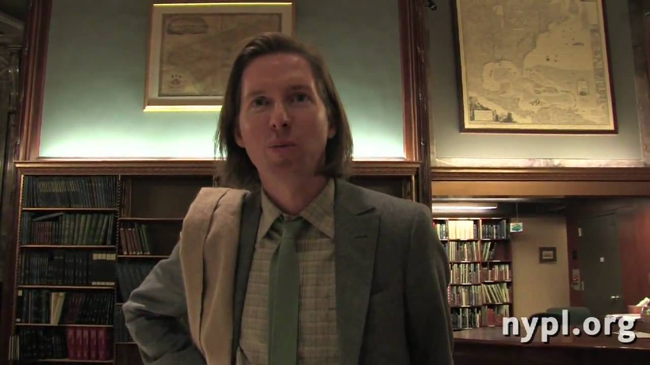 Wes Anderson & Noah Baumbach | LIVE from the NYPL - YouTube  Wes Anderson & ...