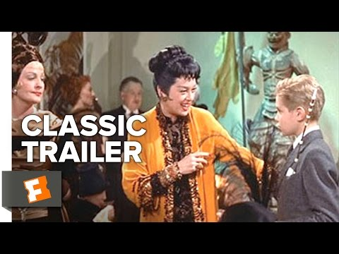 Auntie Mame (1958) Official Trailer - Rosalind Russell, Forrest Tucker Movie HD
