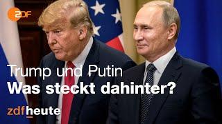 Wie Donald Trump im Amt seine eigenen Interessen verfolgt hat