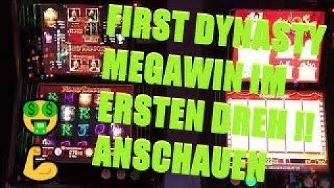👉🤑🐲#merkur #bally 🔝🔥First Dynasty MEGAWIN Chinese Dragon🔥🔝 #novo Slots Casino Spielothek Zocken👈🤑🐲