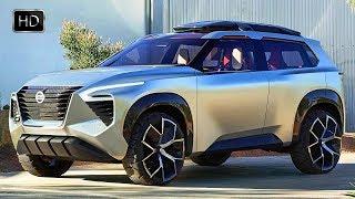 2018 Nissan Xmotion Concept Future SUV Exterior & Interior Design Overview HD
