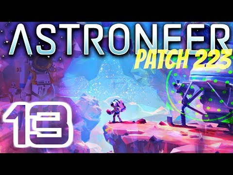 WYVYRAIS MAKES A VISIT IN CHAT | Astroneer Patch 223 #13