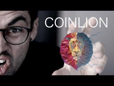 Coinlion (LION) | Cryptocurrency Exchange and Portfolio Management Platform