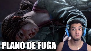 PLANO DE FUGA - The Last of Us Remastered (PS4) #30