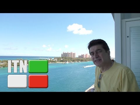 ITN - Norouz 1397 - Royal Caribbean To Bahamas 1/4