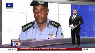 News@10: Police Warn Pro-Biafra Protesters Against Planned March 06/11/15 Pt.1