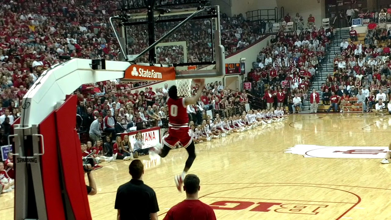 IU is competitive, but No. 1 Duke posts 91-81 victory