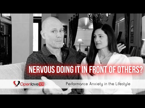 Performance Anxiety in the Swingers Lifestyle