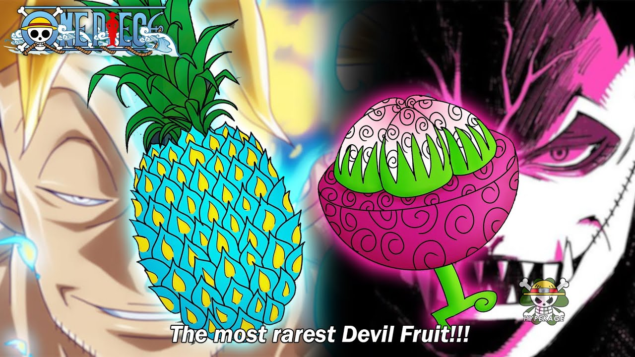 Download Top 10 Most Rarest Devil Fruits in One Piece