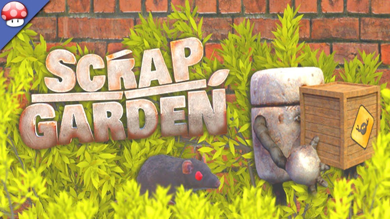 scrap garden gameplay pc hd - Scrap Garden