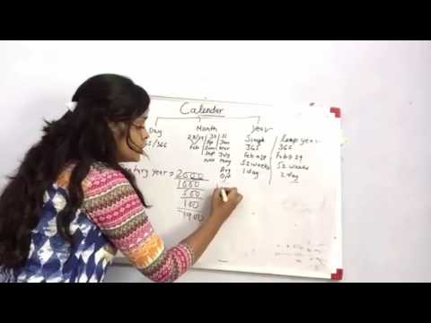 Time And Calendar Reasoning Tricks in Hindi Youtube,  रीजनिंग टिप्स सीखे
