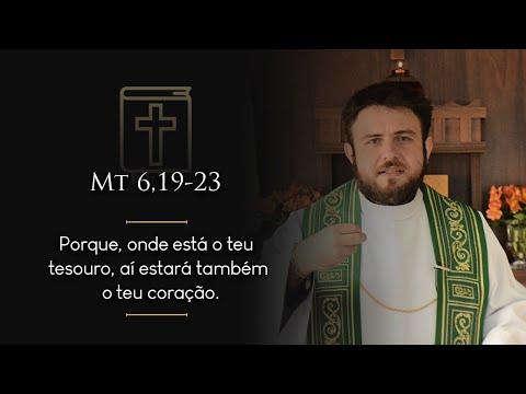 Download Homilia Diária   Sexta-feira - 11ª Semana do Tempo Comum