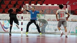 الشوط الثاني | لخويا 25 - 21 النور السعودي | البطولة الآسيوية لكرة اليد2016