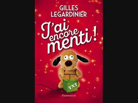 J Ai Encore Menti Gilles Legardinier Livres Youtube