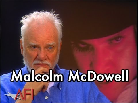 Malcolm McDowell on A CLOCKWORK ORANGE