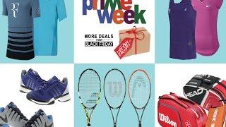 2016 Prime Week Deals | Tennis Express