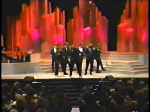 LeVert & Boyz II Men Image Awards performance